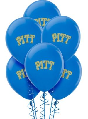 Pittsburgh Panthers Balloons 10ct