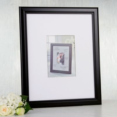 Wedding Autograph Photo Frame