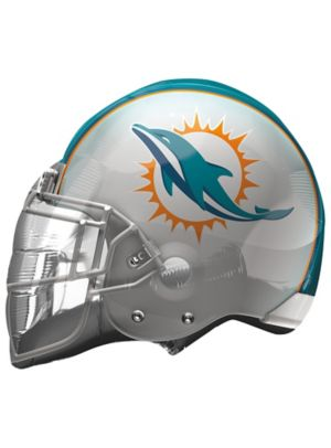 Miami Dolphins Balloon - Helmet
