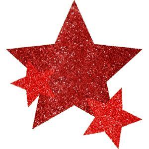 Red Star Body Jewelry