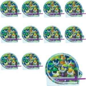 Teenage Mutant Ninja Turtles Pinball Games 48ct