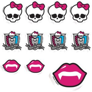 Monster High Erasers 48ct