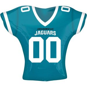 Jacksonville Jaguars Balloon - Jersey