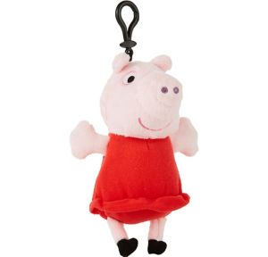 Clip-On Peppa Pig Plush - Peppa Pig