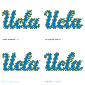 UCLA Bruins Face Tattoos 4ct