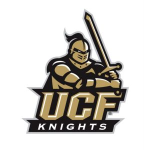 UCF Knights Face Tattoos 4ct