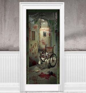 Asylum Door Cover
