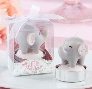 Baby Elephant Candle
