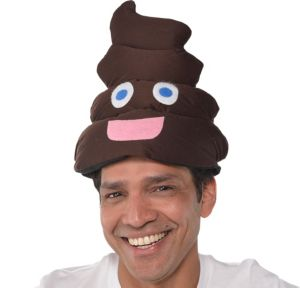 Poop Icon Hat