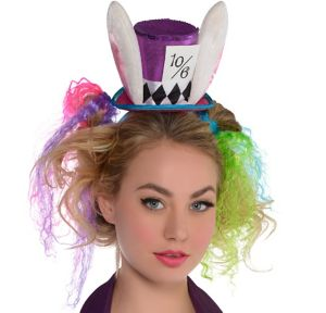 Mad Hatter Headband