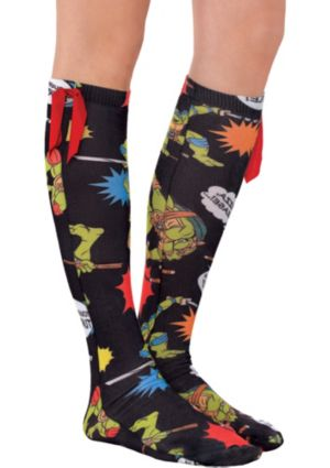 Teenage Mutant Ninja Turtles Knee-High Socks