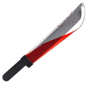 Bleeding Machete