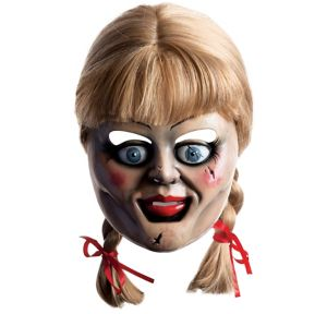 Annabelle Doll Mask