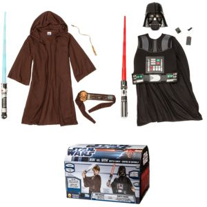 Child Star Wars Costume Trunk 8pc