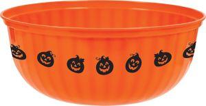 Jack-o'-Lantern Serving Bowl