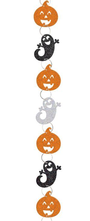 Halloween Ring Garland