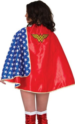 Wonder Woman Cape Deluxe