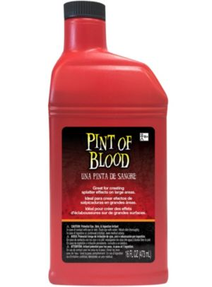 Pint of Fake Blood