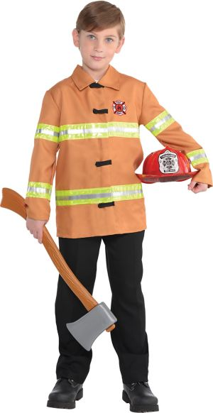 Child Firefighter Jacket