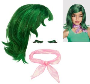 Child Disgust Costume Accessory Kit 3pc Inside Out