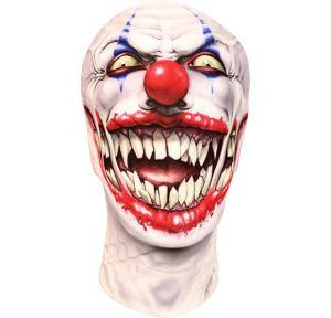 Adult Evil Clown MorphMask