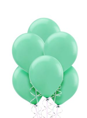 Robin's Egg Blue Balloons 20ct