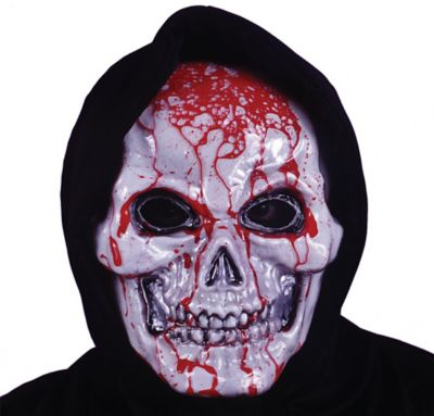 Bleeding Skull Mask