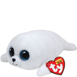 Icy Beanie Boo Seal Plush
