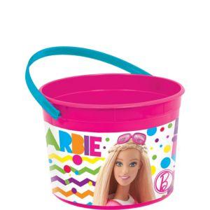 Barbie Favor Container