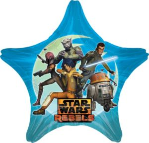 Star Wars Rebels Balloon - Giant