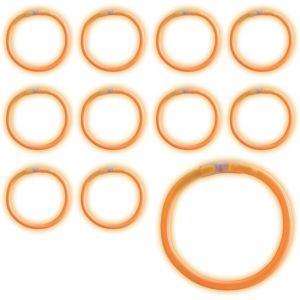 Orange Glow Bracelets 36ct