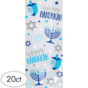 Hanukkah Treat Bags 20ct