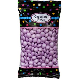 Lavender Chocolate Drops 350pc