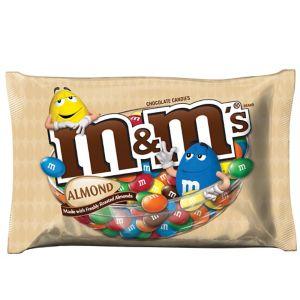 Milk Chocolate Almond M&M's