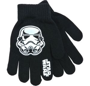 Child Stormtrooper Face Gloves - Star Wars