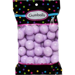 Lavender Gumballs 48pc