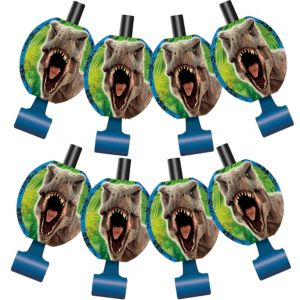 Jurassic World Blowouts 8ct