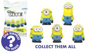Light-Up Despicable Me Mystery Pack