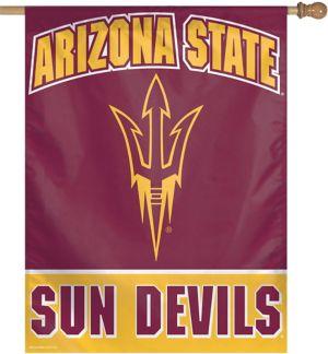 Arizona State Sun Devils Banner Flag