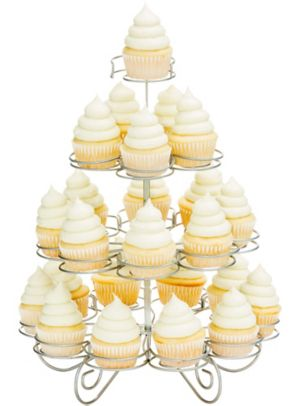 Cupcakes N More Mini Cupcake Stand 10 1 2in X 9in