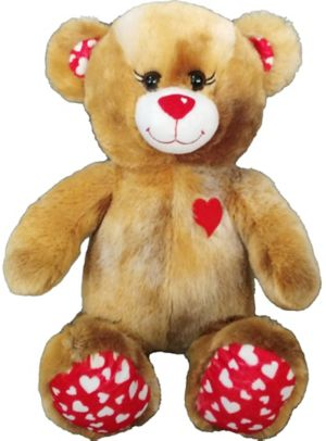 Brown Sweetie Teddy Bear Plush