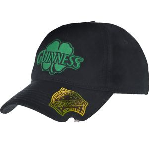 Guinness Bottle Opener Baseball Hat