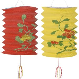 Chinese Paper Lanterns 2ct
