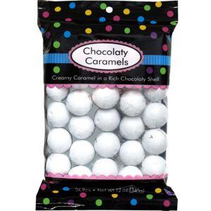 White Caramel Balls 26pc