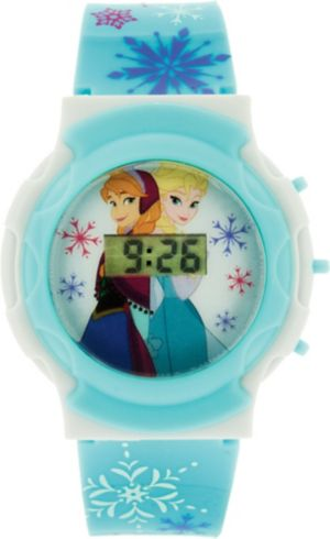Blue Frozen Watch
