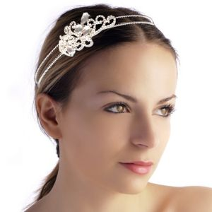 Gemstone Double Headband