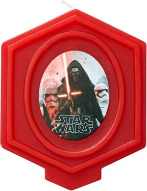 Kylo Ren Candle - Star Wars 7 The Force Awakens