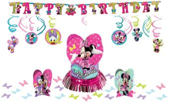 Minnie Mouse Decorating Kit