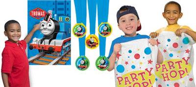 Thomas the Tank Fun & Games Kit