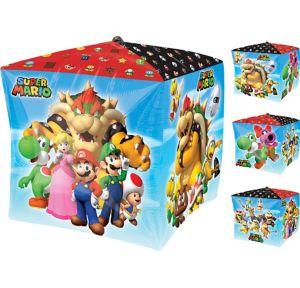 Super Mario Balloon - Cubez